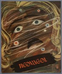 Tarjetas y prospectos de productos farmacuticos (Biblioteca Nacional de Espaa) Tags: publicidad drawings ephemera dibujos prospectos