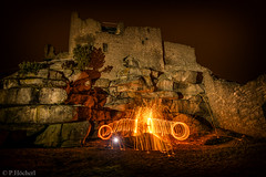 "Lightpainting - Burg Flossenbürg • <a style=""font-size:0.8em;"" href=""http://www.flickr.com/photos/58574596@N06/25785678245/"" target=""_blank"">View on Flickr</a>"