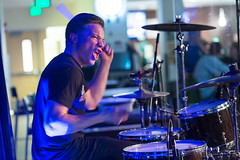 Colorado State University (ColoradoStateUniversity) Tags: music bands performances divisions studentaffairs csucategories ramskeller 2016prefocomx eventsanddignitarieslorystudentcenter lorystudentcenteractivities