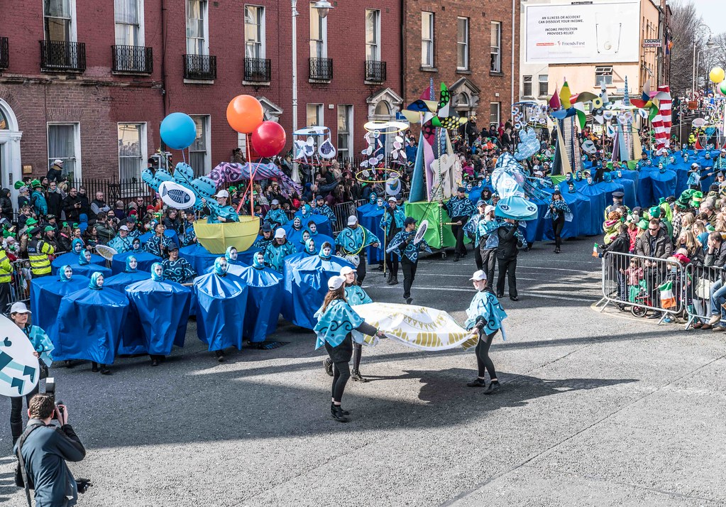 DIT - THE FUTURE IS PRESENT [ST.PATRICK'S DAY PARADE 2016]-112263