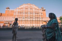 a Tourist & a Nomad (Prabhu B Doss) Tags: woman india architecture nikon fort streetphotography sigma mahal palace tourist east nomad 1020 jaipur artisan rajasthan hawa travelphotography incredibleindia d80 prabhubdoss