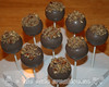 Pecan Chocolate Cake Pops