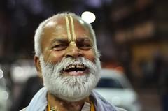 Brij [Stranger # 06 / 100] (s) Tags: portrait india headshot kolkata bengal calcutta brij kalighat 100strangers kalitemplearea