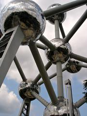 Atomium (Marty_0722) Tags: europa europe belgium bruxelles atomium belgio