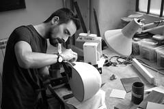 Sandro Duca 007 (Ricomincio da 50mm) Tags: milano bn bianco nero wks biancoenero isola 2016 gf2