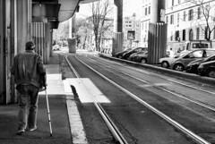 IlGiovediDiDomenico_05 (Naraphotos) Tags: portrait bar hands hand tram oldman mani mano spaghetti autobus ritratto caff reportage domenico sigarette panchina trattoria solitudine rotaie anziano amatriciana stampella gioved tranquilli