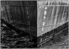 Rivets (_Matt_T_) Tags: bw pentax hamilton harbourfront hmcshaida smctakumar135mmf25 cans2s niksilverefexpro2 k5iis singlechallenges siapr2016