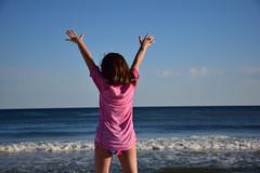 Beach Joy II (gapeppy1) Tags: beach florida joy daughter pensacola