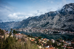 Kotor Bay, Montenegro, Sony RX100 IV (coryinsc) Tags: mountains architecture bay europe sony eastern iv montenegro kotor rx100