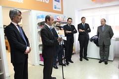 Inauguração Mercearia Social Valor Humano