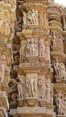 India - Madhya Pradesh - Khajuraho - Khajuraho Group Of Monuments - Kandariya Mahadeva Temple - 226 (asienman) Tags: india khajuraho madhyapradesh khajurahogroupofmonuments asienmanphotography