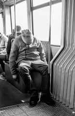 Sleeping (yousufkurniawan) Tags: sleep people behavior rest tramp cameraphone blackandwhite monochrome streetphotography streetphoto decisivemoment