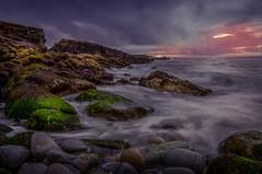 The Pacific Coast (Juro_Photography) Tags: ocean california sunset sky sun seascape water clouds outdoors coast rocks waves sundown coastline oceano sonya580