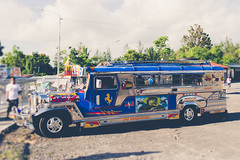Jeepney, Philippines (The Dame of all Trades) Tags: travel nikon philippines transportation jeepney lightroom pacificislands travelphotography dallasphotographer d3100