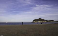Fotgrafos en Cabo de Gata (jlpezrecio) Tags: beach nature happy freedom playa almera cabodegata