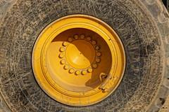 Well Worked (thetrick113) Tags: yellow machine equipment heavyequipment loader crush hdr komatsu processor excavator frontendloader shale rockcrusher wheelloader jawcrusher wa380 sonyslta65v pc360 komatsuwa380loader pc360jg 380jg komatsu380jgrockcrusher komatsupc360jgexcavator