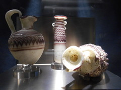 pasta vitrea, Museo Archeologico Nazionale, Ferrara (Pivari.com) Tags: ferrara museoarcheologiconazionale pastavitrea