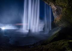 Seljalandsfoss Iceland #earthcapture #weexplore #thathiddengem #welikeearth #awesomeearth #awesomeglobe #dream_image #dreamchaser #discoverearth #discoverglobe #iceland #traveltheworld #travelawesome #travelgram #fantastic_earth #freakingamazing #fotofana (tryggstrand) Tags: travel nature water night dark square landscape waterfall iceland nikon flickr explore squareformat tamron inexplore iphoneography instagramapp