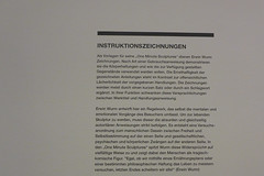 Wurm5 (mitue) Tags: berlin erwinwurm oneminutesculpture berlinischegalerie beimutti