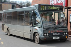 R & B Travel Optare Solo (V11 RBT) (john-s-91) Tags: kidderminster optaresolo v11rbt rbtravel kidderminsterroute291
