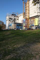 Hospital Construction (pasa47) Tags: spring stlouis mo missouri april stl forestpark 2016 stlouiscity cityofstlouis