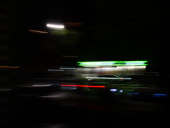 mixed motion (Hristo Takev) Tags: street city light car night lights sofia bulgaria hx60 hristography