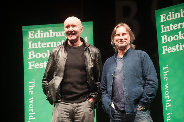 Irvine Welsh & Robert Carlyle