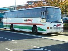 Jeffs 147 VKN (quicksilver coaches) Tags: jeffs volvo algarve buckingham caetano helmdon b10m 147vkn g910way