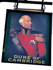 Duke of Cambridge- Stockwell (Draopsnai) Tags: portrait lambeth pubsign stockwell dukeofcambridge lansdowneway
