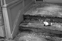 starbuck left behind (annanewhouse@ymail.com) Tags: city cold coffee sad salt citylife dirty starbucks goodbye left wi latewinter leftbehind starbuckscoffee milwalkee emtpy sadtruth coldcoffee crazyforstarbucks