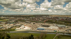 New Mersey Gateway (sammys gallery) Tags: england unitedkingdom widnes
