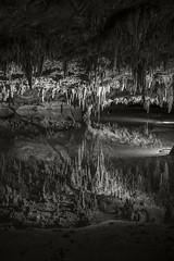 Luray Caverns 008 (frntprchprss) Tags: blackandwhite cave stalagmite stalagtite caverns luray jamesgehrt