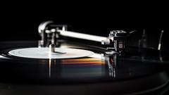 Vinyl never dies (hector_cbs) Tags: light music records color dark movement vinyl taste