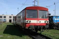 011 873 7 @ Zvolen Depot - Slovakia (uksean13) Tags: train canon transport rail railway slovakia zvolen ef28135mmf3556isusm 400d zssk 0118737
