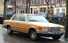 1974 Mercedes-Benz 280 S (W116) (rvandermaar) Tags: mercedes 1974 s mercedesbenz import 280 sclass sklasse w116 mercedess mercedesbenzs mercedes280s mercedesw116 mercedesbenzw116 mercedesbenz280s sidecode3 20yb24