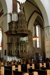 Interior Catedral Luterana Santa Maria o de la Cpula Riga Letonia 04 (Rafael Gomez - http://micamara.es) Tags: santa de la o maria dom interior catedral riga doms luterana zu cpula letonia rgas