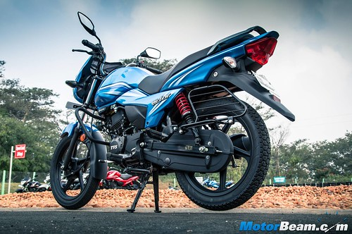 2016 Tvs Victor Review First Ride Motorbeam