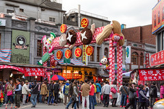 GTJ-2016-0205-22 (goteamjosh) Tags: asia taiwan streetphotography newyears taipei tradition   dihuastreet  datong lunarnewyear  springfestival dadaocheng    sharksfin dihua  taiwanesehistory mulletroe  traditionalmarket     taiwaneseculture