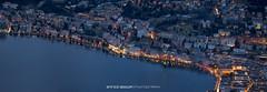 #074 Lungolago di Lugano (Enrico Boggia | Photography) Tags: ticino alba lugano paradiso lungolago febbraio 2016 luganese lagodilugano ceresio orablu enricoboggia