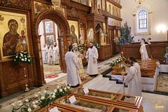 44. Соборное богослужение в Лавре