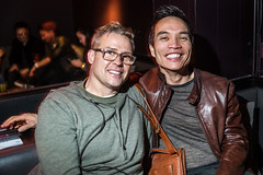 CAAMFest 2016 Launch Party (CAAMedia) Tags: sanfrancisco green mercer launchparty caam centerforasianamericanmedia caamfest2016
