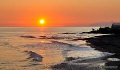 Torrox-playa-atardecer (Lucas Gutirrez) Tags: marina puestadesol torrox mediterrneo mlaga granadanatural lucasgutierrezjimenez