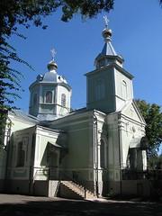 Храм преподобного Серафима Саровского (в Пуща-Водице)