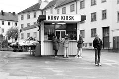 Mariagatan, Svanebcksgatan (P-O Alfredsson) Tags: gteborg korv sweden gothenburg sausage kiosk sverige korvkiosk mariagatan mariaplan lvsborgsplan korvstnd svanebcksgatan