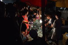 Festivals (Memories of the Far East) Tags: fish girl japan child 日本 matsuri tottori 魚 女 祭り 釣り 鳥取県 こども