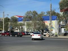 Abulkhair Khan prospect (bibitalin) Tags: kazakhstan kz aktobe казахстан aktyubinsk aqtobe казакстан ақтөбе актюбинск актобе aktubinsk aktiubinsk актюбе