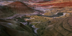 Painted Hills (John Behrends) Tags:
