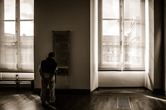 In Louvre, Paris, France (Photo Alan) Tags: windows paris france museum canon indoor musedulouvre thelouvremuseum canon2470mmf28 canon5dmarkii