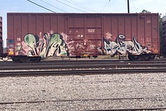 Rime Askew (Psychedelic Wardad) Tags: graffiti msk rime freight askew suk tmd benching