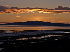 The Solway Firth taken from Newbie near Annan (penlea1954) Tags: uk sea england irish scotland hill estuary cumbria newbie annan solway criffel firth dumfries galloway the